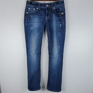 Miss Me Jeans Size 28 Boot